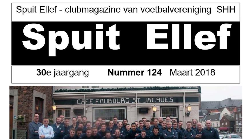 Clubblad Spuit Ellef 124 Online
