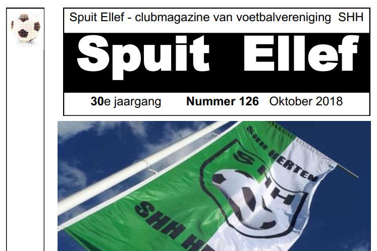 Clubblad Spuit Ellef 126 Online