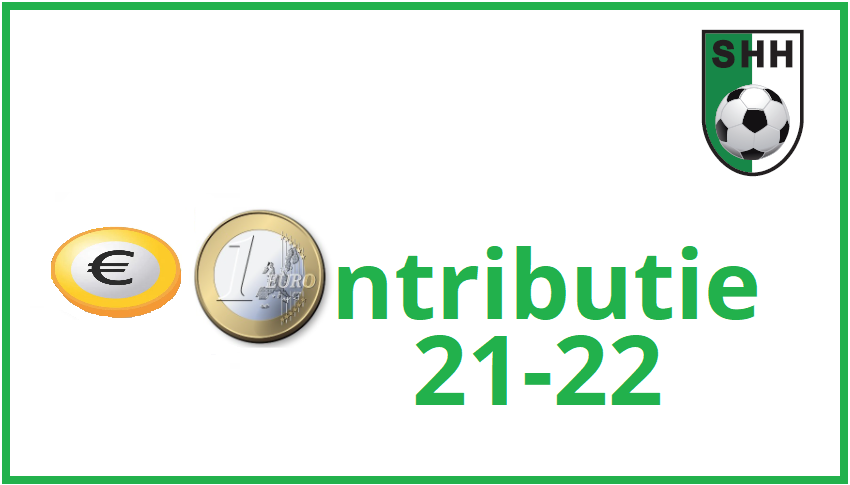 SHH Contributie 21-22