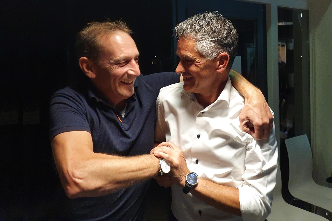 Peter Bonekamp nieuwe voorzitter SHH