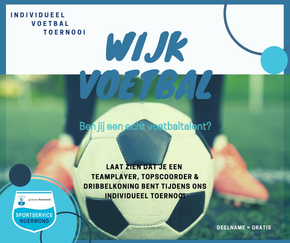 Wijkvoetbal 2021